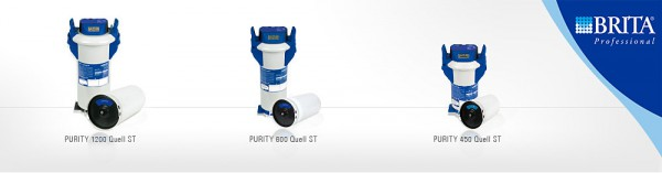 Brita PURITY 1200 Quell ST Filtersystem