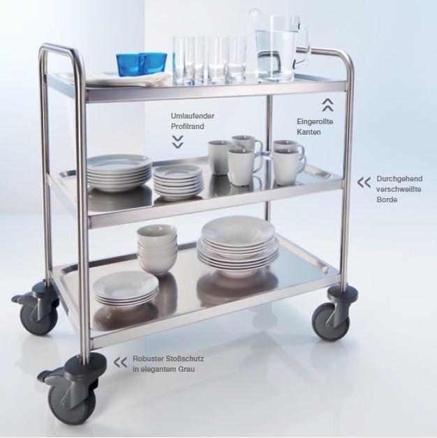 Servierwagen von BLANCO - Blog für GastronomenBlog für ...