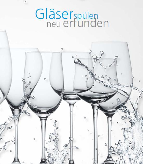 Winterhalter Gläserspülbuch