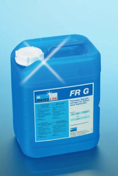 MEIKOLON Flüssigreiniger FR G, für Gläser, ohne Aktivchlor