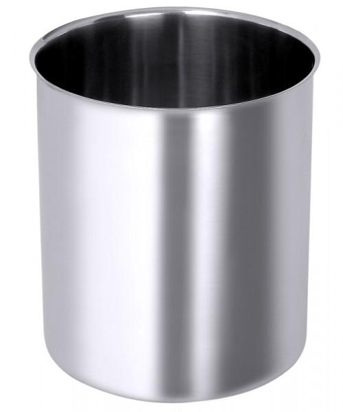 Wasserbadkasserolle 6 l ohne Griffe