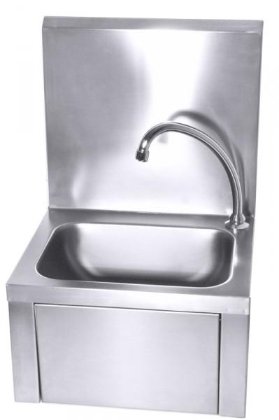 Handwaschbecken, kniebetrieben