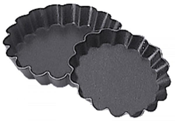 Tartelettförmchen 10 cm EXOPAN-beschichtet
