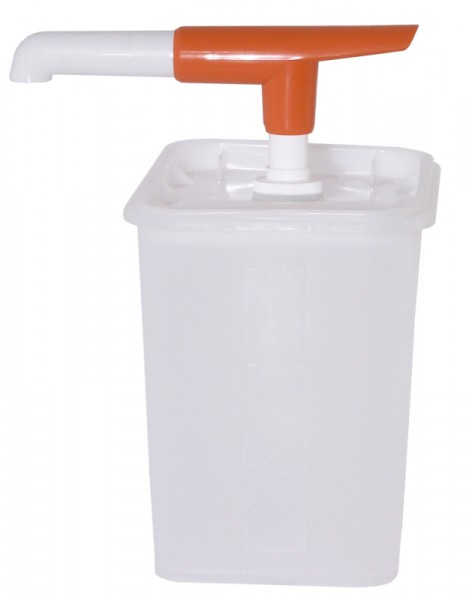 Dispenser 3 l, Portion 30 ml