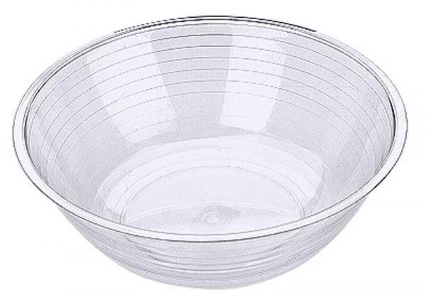 Servierschüssel, transparent aus Polycarbonat 24,5 cm