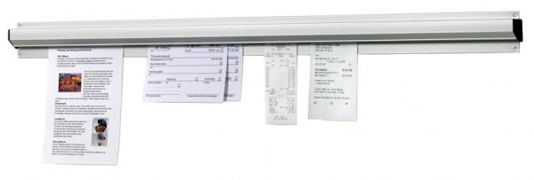 Zettelhalter 910 mm lang