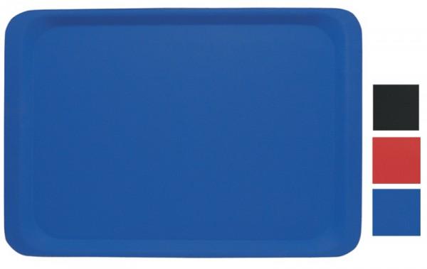 Tablett GN 1/1, blau, rutschfest
