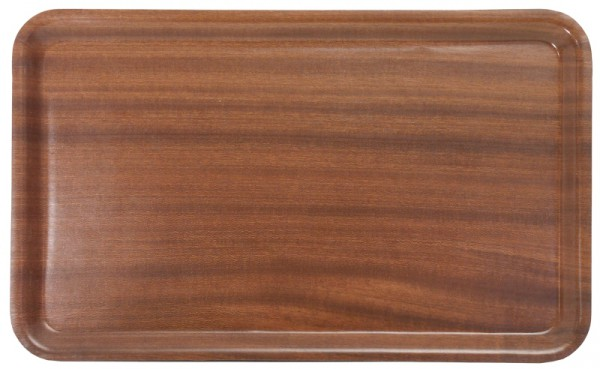 Tablett GN 1/1 Farbe: Mahagoni
