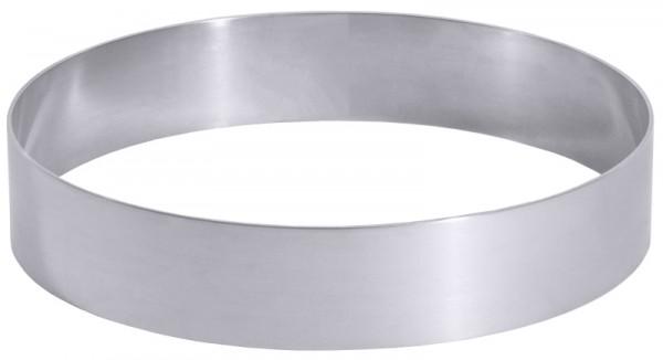Alu-Tortenring, 28 x 5 cm