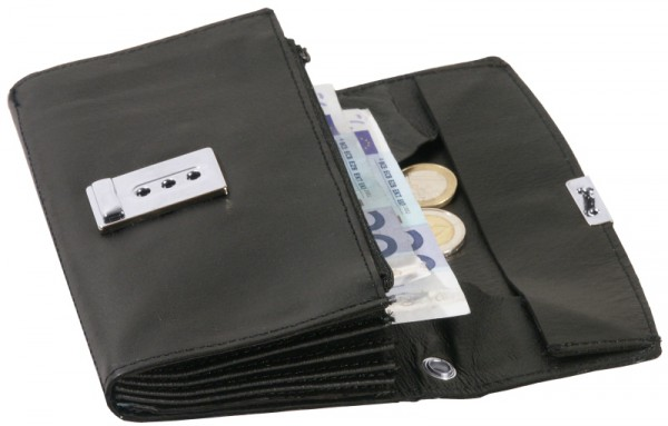Kellnergeldtasche, aus Kunststoff
