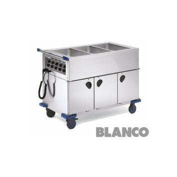 BLANCO Speisenausgabewagen SAG3