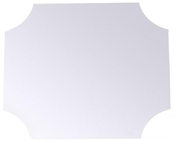 Systembankettplatte 48 x 40 cm VDN 2501 1512