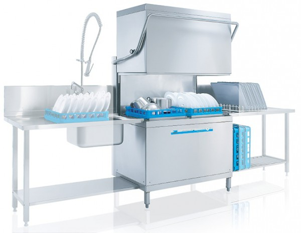 Durchschub-Geschirrspülautomat DV 200.2