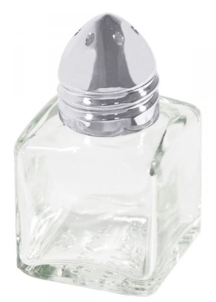 Mini-Salzstreuer, einzeln Kappe mit sechs Löchern