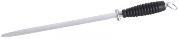 Wetzstahl, oval 30 cm