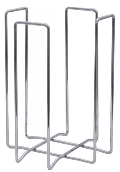 Serviettenhalter für 33x33 cm Servietten mit 1/4 Falz