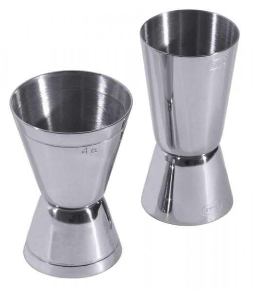 Cocktail-Maß 2/4 cl