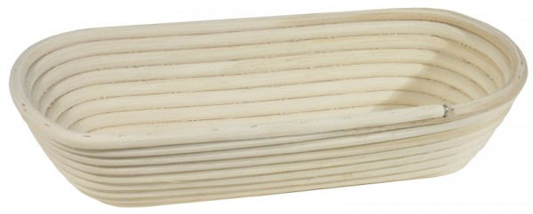 Gärschale 30cm für ovales Brot