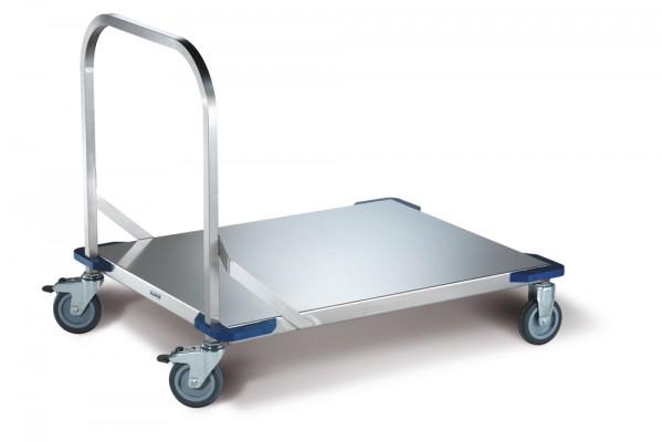 BLANCO Plattformwagen BTT 10 x 8 mit Kunststoffrollen