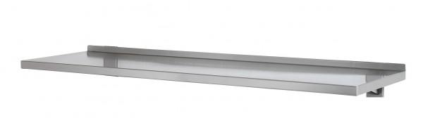 1 Regalboden, B 1600 x T 355 mm für Wandregal
