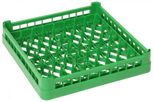 Geschirrspülkorb TELLER, grün
