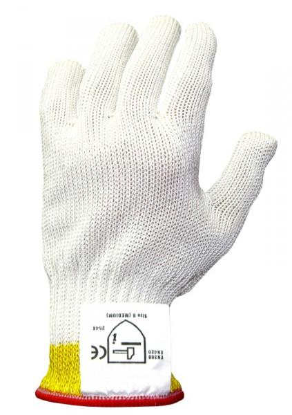 Schnittschutzhandschuh extra schwer, Größe S, einzeln