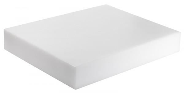 Hackblock HD-Polyethylen ohne Untergestell