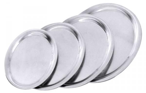 Serviertablett oval, hochglänzend, 29x22 cm