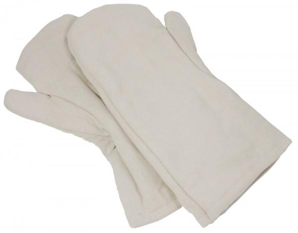 Paar Kochhandschuh, Baumwolle