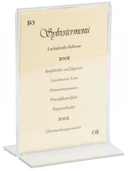 Acryl Kartenhalter 30x21cm A4