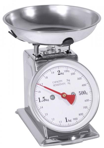 Küchenwaage bis 2 kg