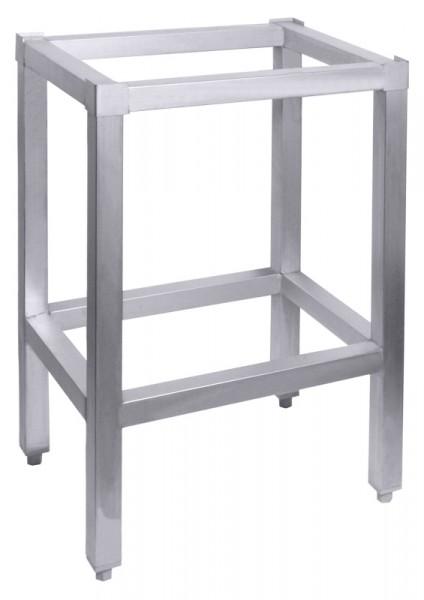 Edelstahluntergestell für 3645 50 x 50 cm (Polyethylenblock)