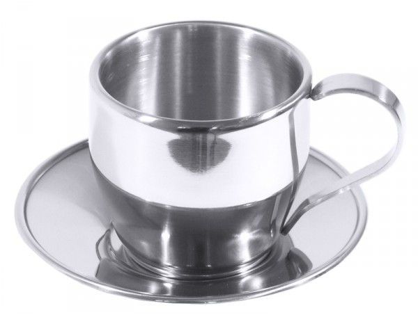 Kaffee-/Cappuccinotasse 0,18 l mit Untertasse