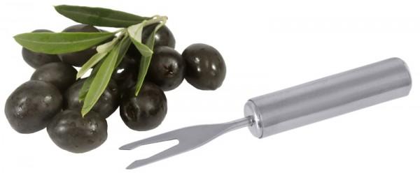 Olivengabel, einzeln