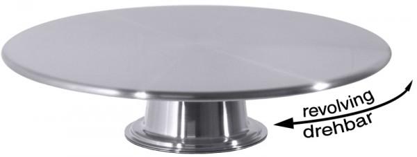 Drehbare Tortenplatte 30 cm