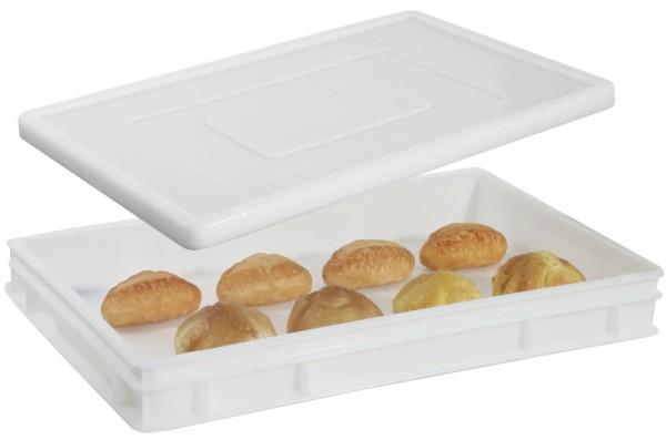 Stülpdeckel zu Stapelkasten und Pizzaballenbehälter