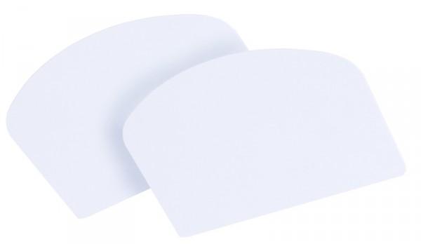 Teigschaber PP 13x10 cm