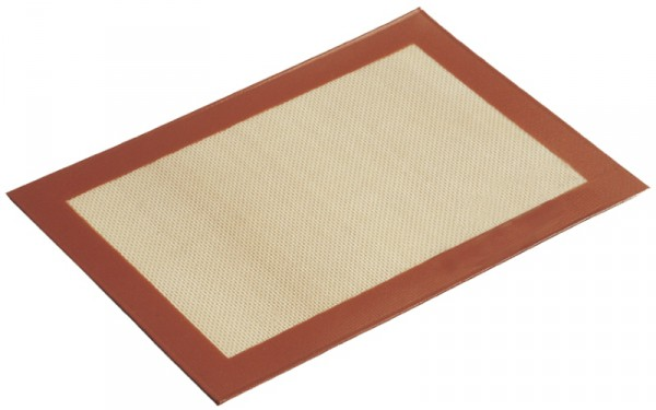 Silikon Backmatte für 60x40 cm 585 x 385 mm