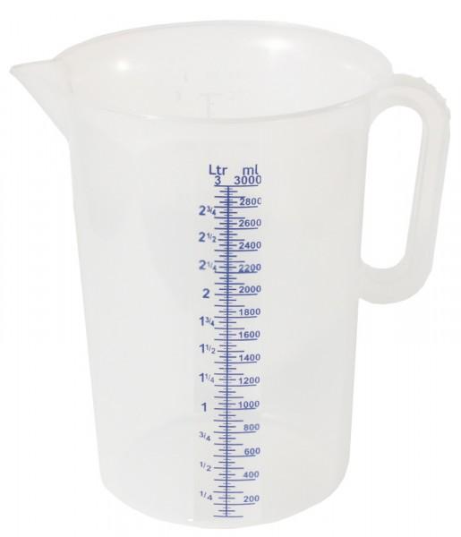 Messbecher 0,5 l, Polypropylen