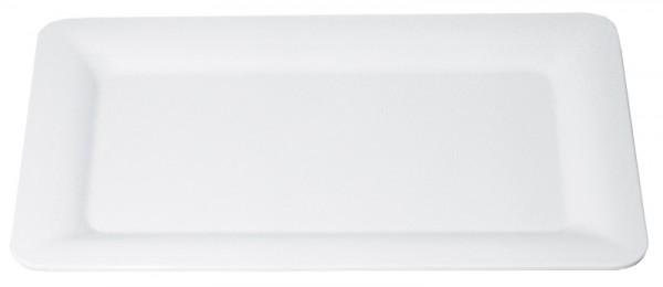 Tablett Melamin GN 1/2 mit breitem Rand