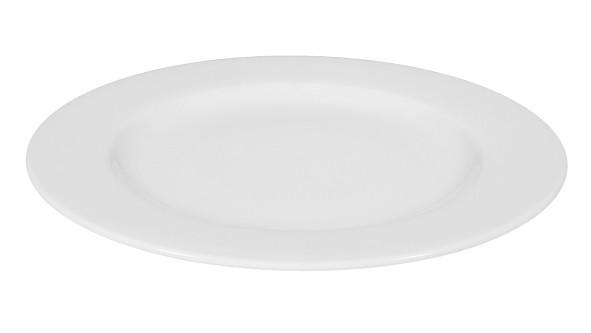 Teller flach 20 cm Fahne, Serie: Meran