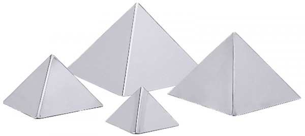 Pyramide 8,5 x 8,5 cm