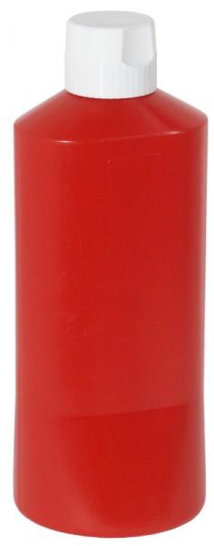 Quetschflasche 1 l, rot