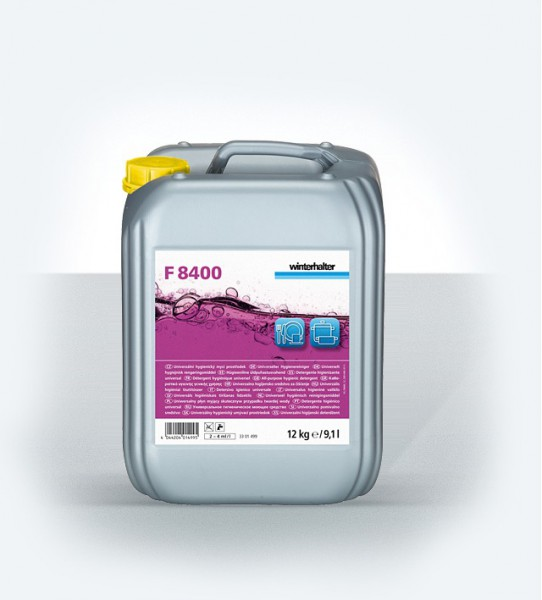 Hygiene-Universalreiniger F 8400 12kg