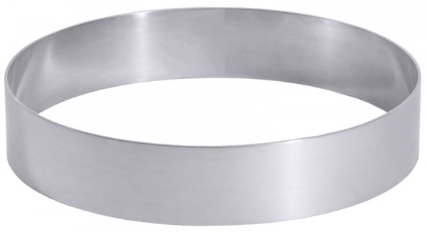 Alu-Tortenring, 26 x 5 cm
