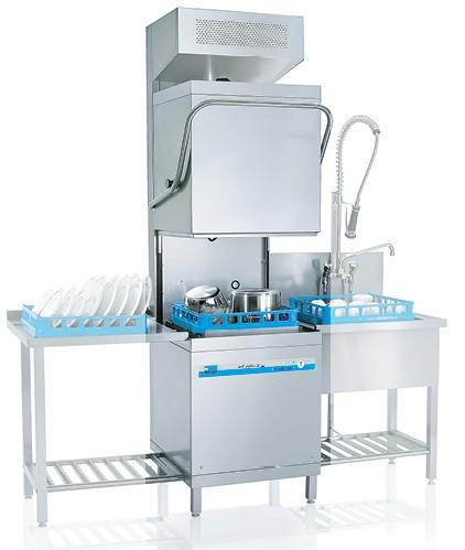 Durchschub-Geschirrspülautomat DV 120.2