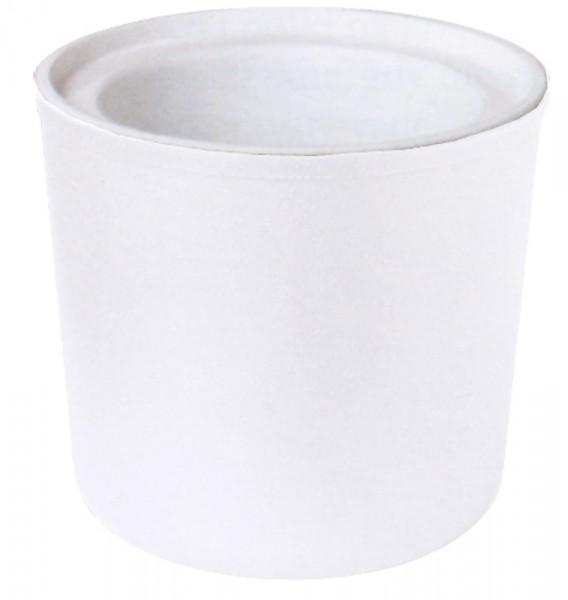 Isolierter Kühlbehälter mit Untersetzer