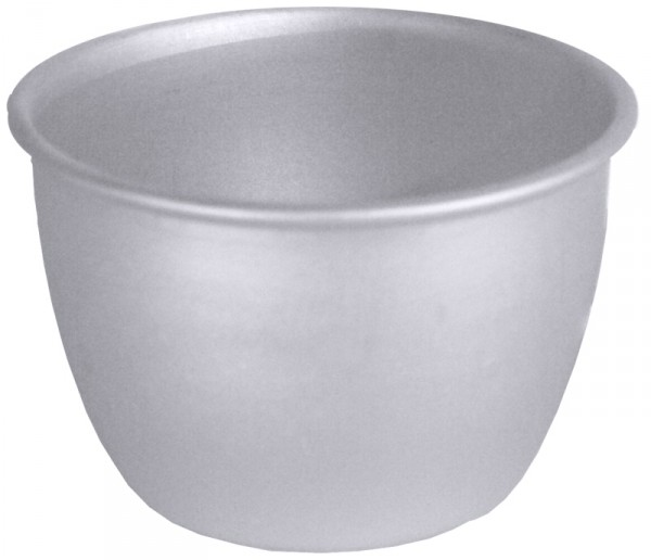 Pudding-/Becherförmchen, Alu