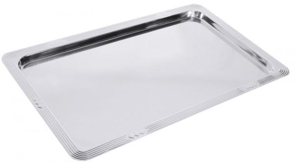 GN-Tablett 1/1 mit Dekor-Rand