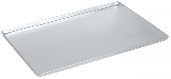 Auslageblech Aluminium 30x20cm